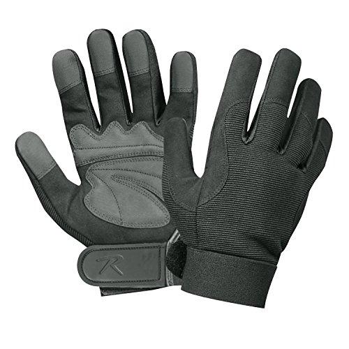 シンカン荒れ地形ロスコ ミリタリー メカニックス グローブ Rothco Military Mechanics Gloves 3468