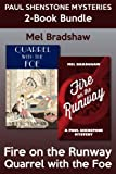 Quarrel With The Foe by Mel Bradshaw front cover