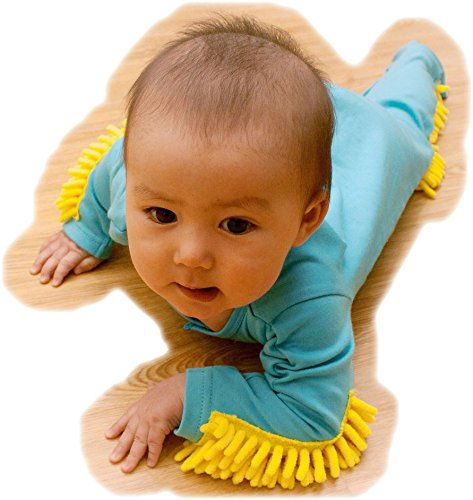 Baby Mop Blue 6-9 Months (3 Sizes)