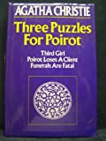 Three Puzzles for Poirot, Agatha Christie, 0399134964