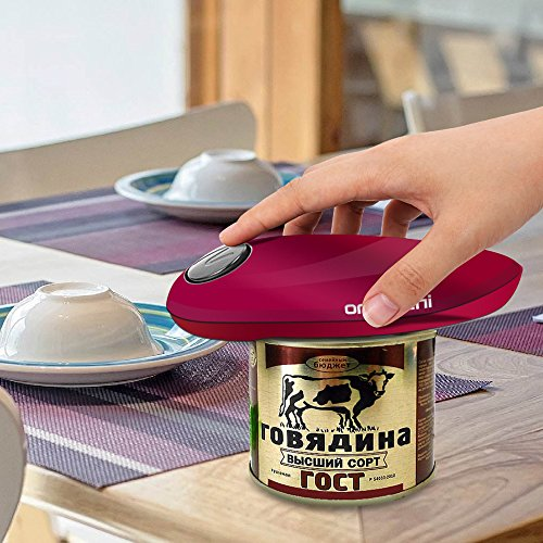 Electric Opener, Automatic Electric Chef's