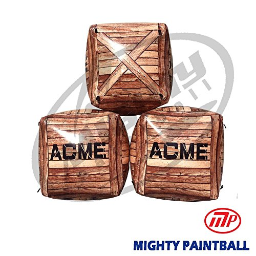 MP Paintball Air Bunker - Box 3 Stacked (MP-SB-10553) by MP - Mighty Products