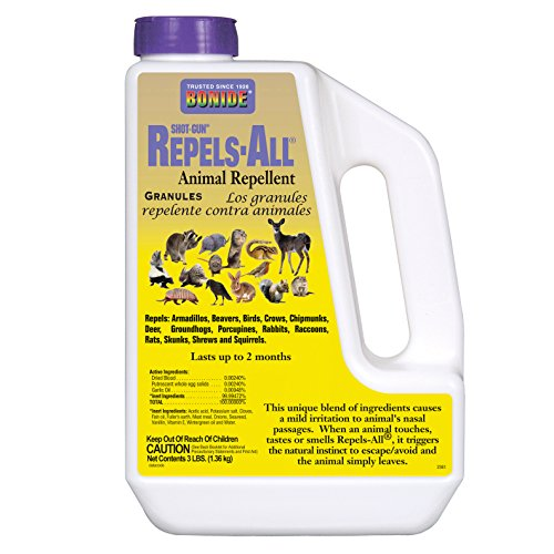 Bonide 2361 Granules Repellent 3 Pound product image