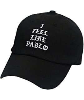 Dad Hats, I Feel Like Pablo Hat Cap in Baseball Caps The Life of Pablo