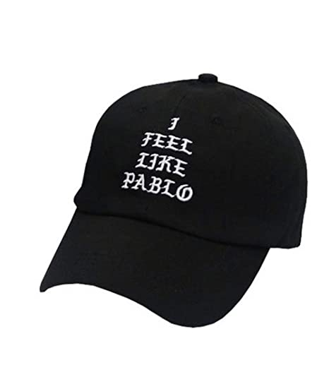 46d87b68 Amazon.com: Dad Hats, I Feel Like Pablo Hat Cap in Baseball Caps The ...