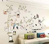 Best Wall Stickers For Bedroom Sofas - 3D Acrylic Wall Stickers Photo for Living Room Review