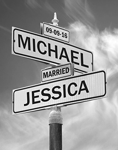 Personalized-Wedding-Gift-The-Corner-Of-I-Do-Street-Sign-Art-The-Perfect-Present-for-the-Bride-and-Groom-or-Anniversary
