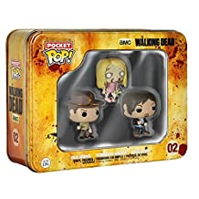 Walking Dead - Mini Vinyl Figure Tin