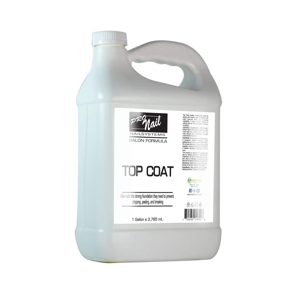 Pro Nail Top Coat (1 Gallon) by Nail Pro