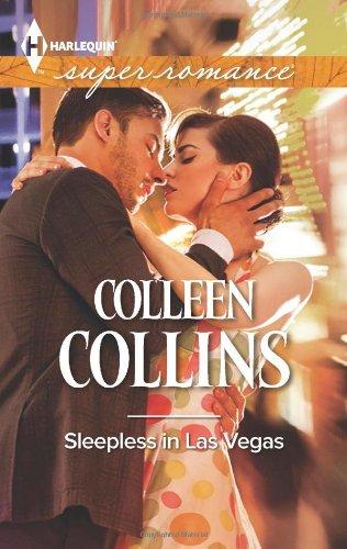 book cover of Sleepless in Las Vegas