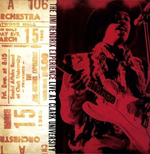 Live at Clark University Worcester Ma 3/15/1968 [Vinyl] (The Jimi Hendrix Experience Live At Monterey)