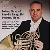 Horn in Trios, played by Ensemble Isola by Jose Zarzo, Victor Parra, Juan Francisco Parra, Radovan Cavallin