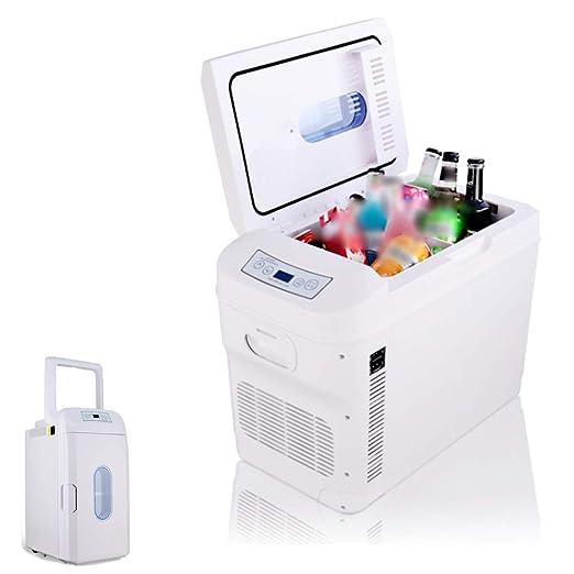NCBH Refrigerador portátil para automóvil Mini Control de ...