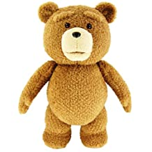 Ted 24-Inch Plush with Sound, R-Rated, 12 Phrases
