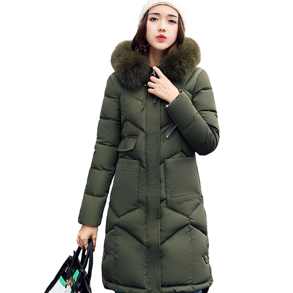 Snow-coveredplateau コート レディース ロング ダウンコート ダウンジャケット 膝下 秋冬 ゆったり 防寒 防風