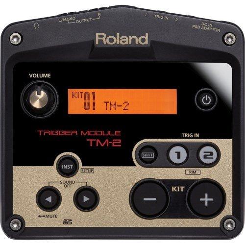 Roland TM2 - TM-2 Acoustic Drum Trigger Module (Bass Drum Trigger)