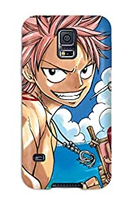 First-class Case Cover For Galaxy S5 Dual Protection Cover Fairy Tail