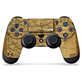 Controller Gear Uncharted 4 Map - PS4 Controller Skin - Officially Licensed by PS