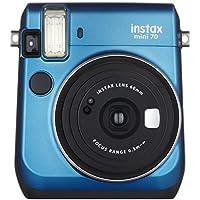 Fujifilm Instax Mini 70 - Cámara de película instantánea (azul)