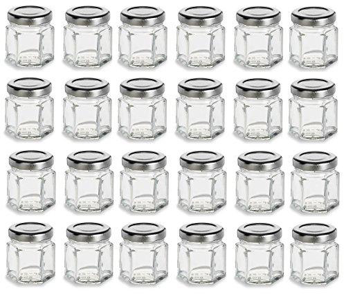 Nakpunar Hexagon Glass Silver Plastisol