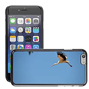 """Hot Style Cell Phone PC Hard Case Cover // M00129321 Stork Bird Animal Rattle Stork // Apple iPhone 6 4.7"""""""