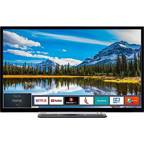 Toshiba 32W3863DA W38 Series LED Smart TV – 720p