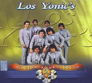 """Los Yonic's """"Versiones Originales: 45 Grandes Exitos"""" 100 Anos De Musica"""
