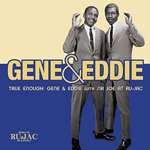 Price comparison product image True Enough: Gene & Eddie With Sir Joe At Ru-Jac