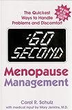 Menopause Management, Carol R. Schulz, 0882821377
