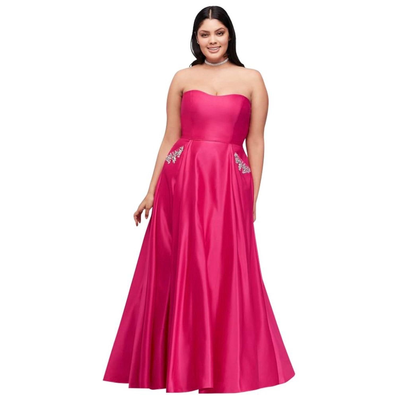 Asombroso David Bridal Prom Dress Modelo - Colección de Vestidos de ...
