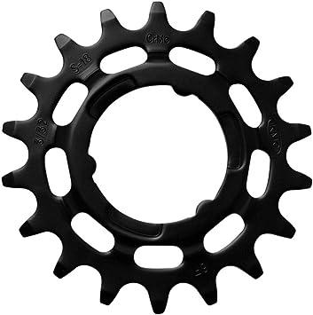 KMC Piñón para Bicicleta de Carretera 19T Shimano, Unisex, Negro ...