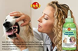 Jump Fresh Breath Plaque Remover Gel, 4 oz.