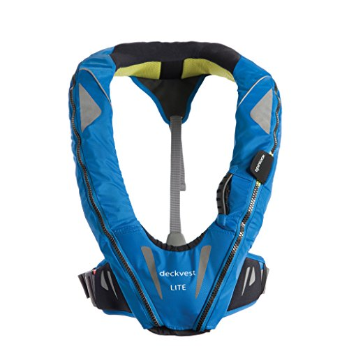Spinlock USCG Approved Deckvest LITE 170N (Pacific Blue) ()