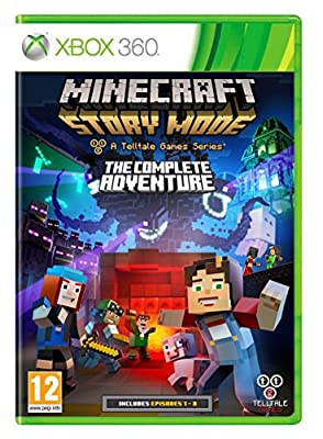 Minecraft Story Mode Complete Adventure (Xbox 360) UK IMPORT REGION FREE