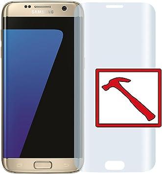 Slabo Lámina de Vidrio Premium para Samsung Galaxy S7 Edge Full ...