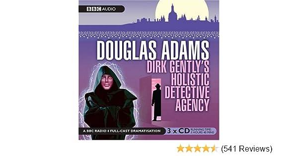 dirk gentlys holistic detective agency audiobook unabridged