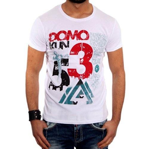 T-Shirt 6631 R-Neal, Größe:S, Farbe:Weiß