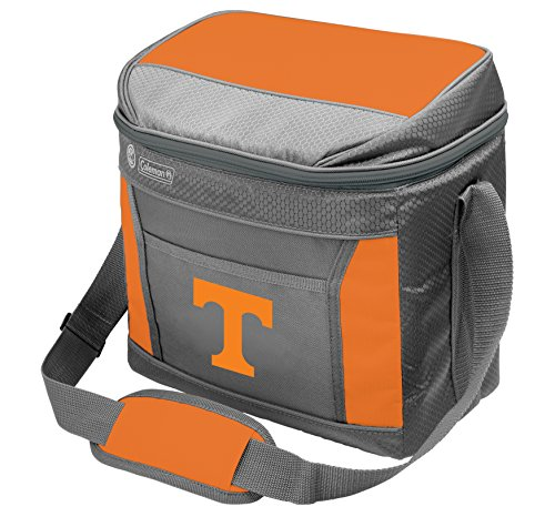 Jarden Sports Licensing NCAA Tennessee Volunteers NCAA 9 Can Soft Side Cooler, Gray