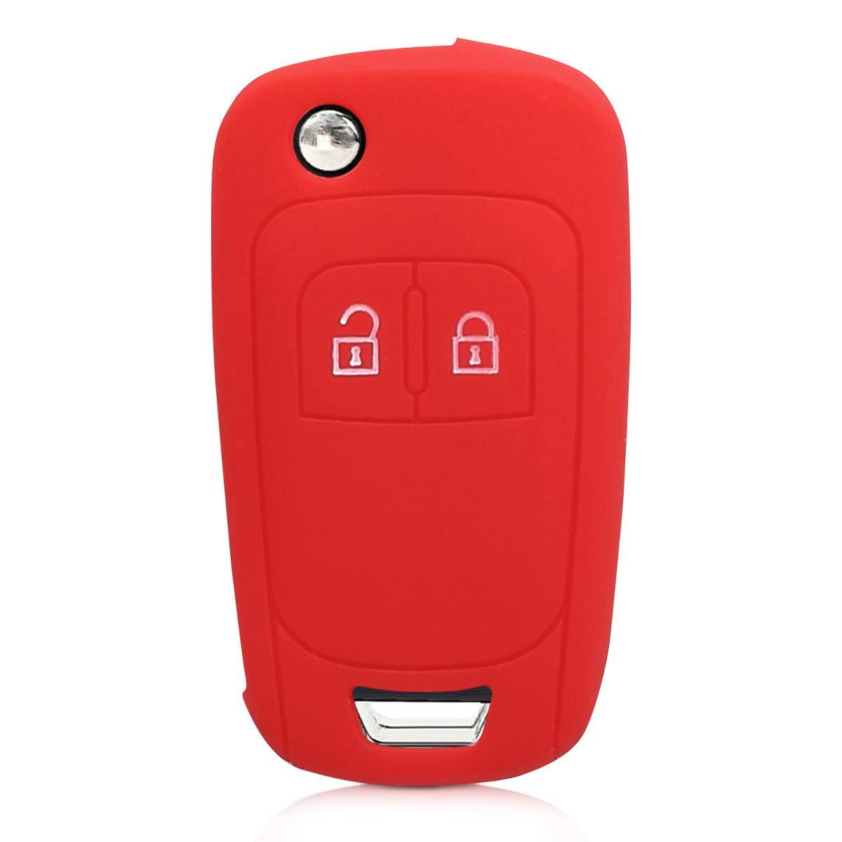 Amazon.com: kwmobile - Carcasa de silicona para llave de ...