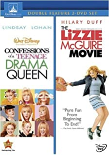 Confessions Of A Teenage Drama Queen The Lizzie McGuire Movie 2 Collection