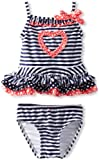 Flapdoodles Girls 2-6X Nautical Love 2 Piece, Mixed Print, 6 image