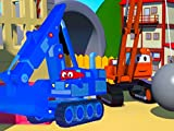Super Truck: The Baby Cars / The Demolition Crane