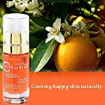 Noche Y Dia Night and Day Vitamin C Revitalizing Concentrate Serum for Face with Bitter Orange, Lemon, & Kiwi Seed 1.02 fl oz