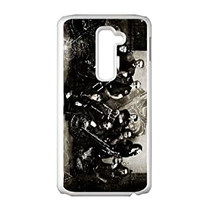 Diy Phone Cover Sons of Anarchy for LG G2 WEQ499037