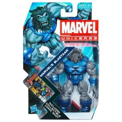 Marvel Universe 3 3 4 Inch Series 20 Action Figure  24 Blastaar [Solid color Arms ] by Hasbro