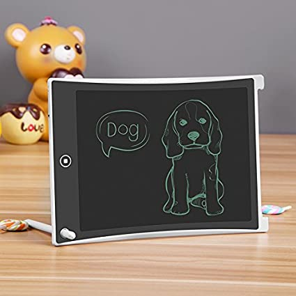 10-inch, White Multipurpose for Inkless Drawing//Paperless Drafting Pad or Memo//Planning Board 10-inch LCD eWriter Tablet