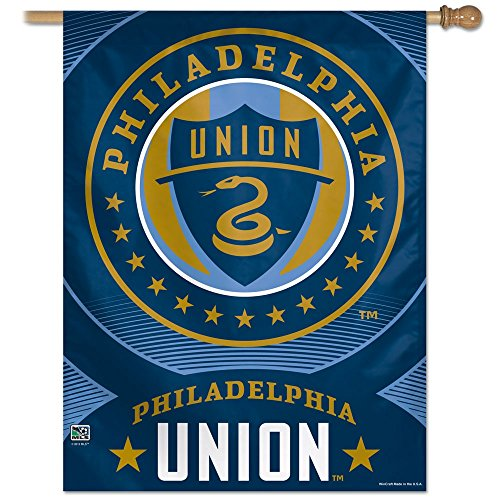 fan products of SOCCER Philadelphia Union Vertical Flag, 27