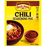 Old El Paso Chili Seasoning Mix 1 oz Packet (pack of 32)