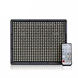 Aputure Amaran HR672W High CRI95 Led Video Light Panel with Wireless Remote Control+Free NP-F970 Batteries
