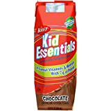 Boost Kid Essentials Nutritionally Complete Drink, Chocolate, 8.25 Fluid Ounce (Pack of 16)